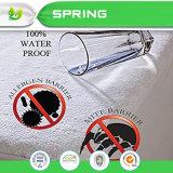 高品質のタケテリー布の防水マットレスの保護装置カバー