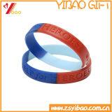 Wristband della gomma di silicone di modo (YB-LY-P-24)