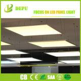 LED 천장 빛 LED 위원회 600*600 지상 거치된 매우 얇은 중단된 LED 편평한 위원회