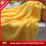 Venda por grosso de têxteis de manta de velo polar do avião com alta qualidade