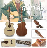 Heißer Verkaufs-musikalischer kundenspezifischer Akustikgitarre-Preis