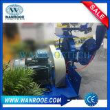 HDPE/LDPE/LLDPE réutilisant la machine en plastique de Pulverizer