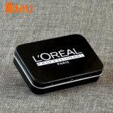 Caixa de perfume de tamanho pequeno com inserto Blister afluem personalizada