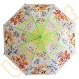 عمليّة بيع حارّ شفّافة [بو] مستقيمة جدي مظلة بوضوح