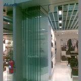 De moderne bi-Vouwende Deur van het Glas Frameless voor Huis