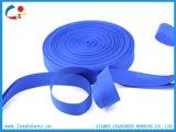 Het blauwe Milieuvriendelijke en Duurzame Lint van het Nylon/van de Polyester voor Zakken