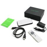 顧客用Rk3128人間の特徴をもつプロジェクターHD 1080P HDMI完全なビデオ携帯用スマートなプロジェクターによって二重WiFi Bt 4.0 HDMIはAndroid4.4が家へ帰る