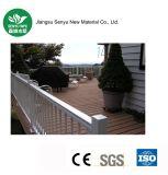 Decking de WPC para o revestimento de madeira plástico ao ar livre