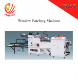 High Precision AUTOMATIC PAPER Window Pasting Machine for Toy box
