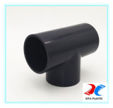 DIN 표준 주사된 400mm PVC 소켓 티