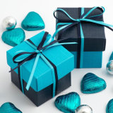 Praça de alta qualidade personalizado a favor de Casamento Caixa de doces caixas dons caso