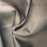 Tela de seda de lãs, tela tingida de seda do fio de lãs