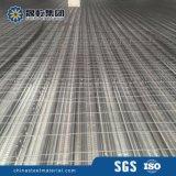 Rendere incombustibile lo strato galvanizzato di Decking del pavimento d'acciaio