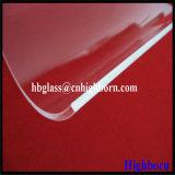 Tubo mezzo del quarzo materiale del silicone fuso di GE