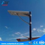 Для использования вне помещений все в один светодиод солнечной уличных фонарей производителей солнечных батарей