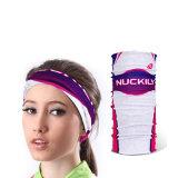 Assorbire il bene durevole multifunzionale di tocco morbido del foulard del Bandana della bicicletta del sudore (YH-HS297)
