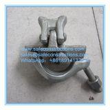 Caja Durable la abrazadera del tubo de andamios para construcción
