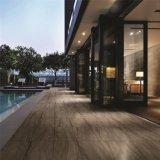 Digital-Druck-Stein-Fliese-rustikale Porzellan-Fußboden-und Wand-Fliese-beige Farbe (BR6002)
