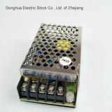 Hrsc-25-24 mini type entrée 90-264VAC à ERP ISO9001 de RoHS de la CE de gestionnaire du bloc d'alimentation DEL d'appareil-photo de télévision en circuit fermé de C.C 24V 1.1A
