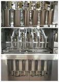 Selbsttoiletten-Reinigungsmittel-flüssige abfüllende Flaschen-Füllmaschine