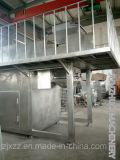 化学乾燥した粉のステンレス鋼の乾燥した放出の造粒機