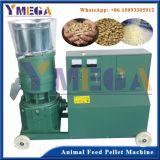 Fonctionnement automatique de vendre des aliments pour animaux granulateur chaud avec un bon prix