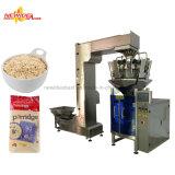 Автоматическая Барбара риса Crisps Отекшим зерновых продуктов упаковочные машины