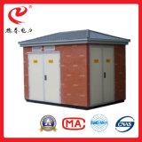 Sous-station triphasée de distribution d'énergie