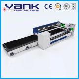 Taglierina del laser della fibra del metallo di alto livello 3015 per CNC Vanklaser dello strato