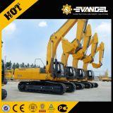 Grande excavatrice à vendre, excavatrice hydraulique de chenille (XE370C)