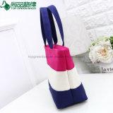 100% органический девочек конструкций обработанных мешки женщина Canvas Bag сумки