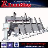 Во всем мире наиболее известных Teenking многосерверных систем руководители струей воды режущей машины