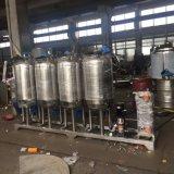 304 o sistema sanitario de la limpieza del CIP del acero inoxidable 316L