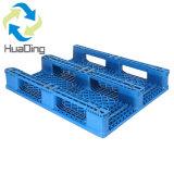 48*40 polegada de HDPE/PP paletes de plástico empilháveis com lado único