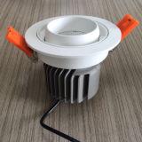 Comercio al por mayor nueva ronda de mazorca SMD LED de techo de la luz de abajo