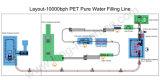 Gebotteld Mineraalwater/Zuivere het Vullen van het Water Machine