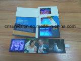 """Folleto del vídeo del LCD de la tarjeta personalizada 2.4 del nombre comercial """""""