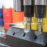 Foreuse Tppd103 de poinçon pour les plaques en acier de Peb