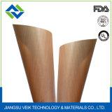 Teflon antiaderente tecido de fibra de vidro