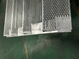 예술적인 외부 벽 클래딩을%s 주문을 받아서 만들어진 크기 Perforted 구멍 알루미늄 위원회