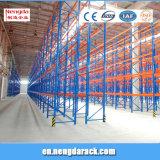 Rack de armazenamento de aço para rack de depósito de matérias têxteis