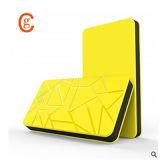 Banco de energía móvil 10000mAh, el poder de los bancos y cargadores USB, alimentación móvil