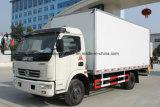 Dongfeng 6 холодильника корабля Rhd тонн тележки холодильных установок
