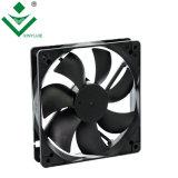 120mm 120x120x25mm DC 4 broches du ventilateur de refroidissement du ventilateur de l'ordinateur