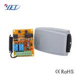 12V-24V Controle Remoto de Garagem Universal Receptor RF ainda PC402Interruptor