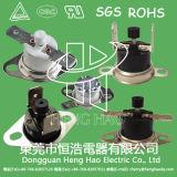 Ksd301 Réinitialisation manuelle du thermostat, Ksd301 Interrupteur de coupure thermique