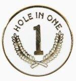 Clip magnétique blanc de chapeau de borne de bille de golf
