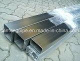 Edelstahl-Rohr des China-Lieferanten-Spiegel-Polnisch-Quadrat-304