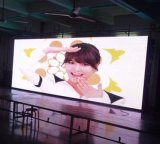 A todo color P4 Panel LED para interiores para video wall