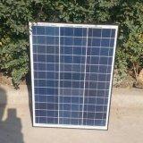 poly panneau solaire de 18V 50W pour le réverbère de l'Inde